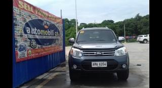 2015 Ford Everest 2.5L AT Diesel