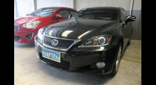 2012 Lexus IS300C 3.0L V6