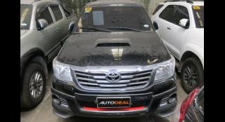 2015 Toyota Hilux 2.5L MT Diesel