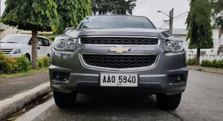 2014 Chevrolet Trailblazer LT AT (4x2) 2.5L