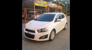2015 Chevrolet Sonic Hatchback 1.4L AT Gasoline