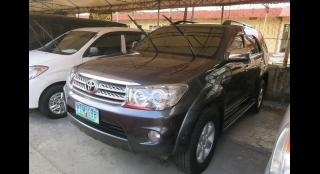 2011 Toyota Fortuner G Diesel AT