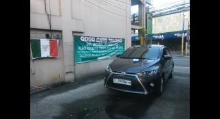 2016 Toyota Yaris 1.5 S CVT