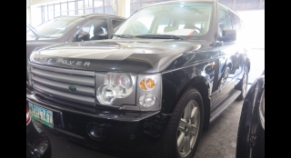 2005 Land Rover Range Rover 5.0L V8 HSE 5.0L AT Gasoline