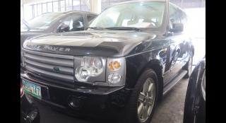 2005 Land Rover Range Rover 5.0L V8 HSE 5.0L AT Gasoline