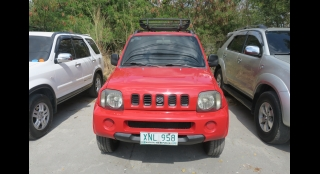 2003 Suzuki Jimny 1.3L AT Gasoline