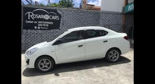 2015 Mitsubishi Mirage G4 1.2L MT Gasoline