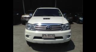 2010 Toyota Fortuner V AT
