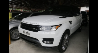 2015 Land Rover Range Rover 5.0L AT Gasoline