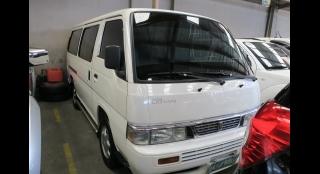2010 Nissan Urvan 2.7L MT Diesel