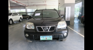 2005 Nissan X-Trail 2.5L AT Gasoline