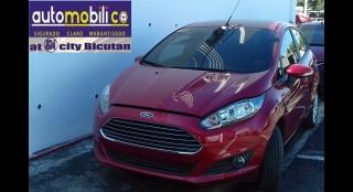 2016 Ford Fiesta Hatchback 1.4L AT Gasoline