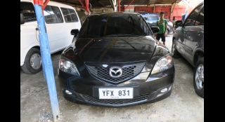 2008 Mazda 3 Hatchback 1.6S Hatchback AT