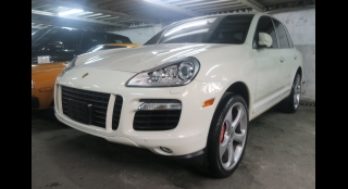 2008 Porsche Cayenne Turbo V8 AT