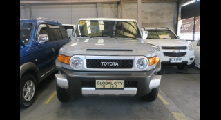 2015 Toyota FJ Cruiser 3.0L AT Gasoline