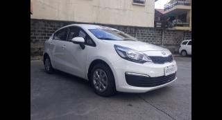 2016 Kia Rio 1.4L MT Gasoline
