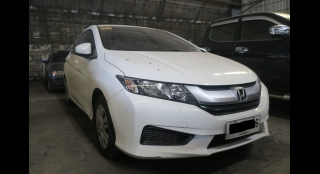 2014 Honda City 1.5 E MT