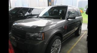 2010 Land Rover Range Rover 4.4L V8