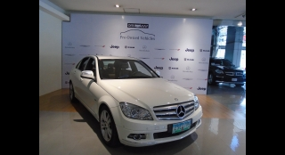 2008 Mercedes-Benz C-Class Sedan C200 K Avantgarde
