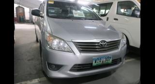 2013 Toyota Innova E Diesel MT