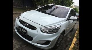 2016 Hyundai Accent Sedan 1.4L AT Gasoline
