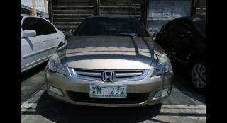2002 Honda Accord 2.4L AT Gasoline