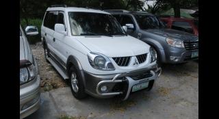2007 Mitsubishi Adventure GLS Sport Diesel MT