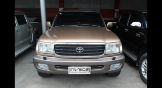 2000 Toyota Land Cruiser LC100 AT Diesel