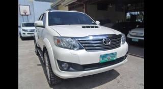 2013 Toyota Fortuner G 2.5L AT Diesel