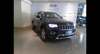 2016 Jeep Grand Cherokee 3.0L AT Diesel