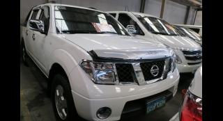 2013 Nissan Frontier Navara (4X2) AT