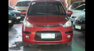 2010 Hyundai i10 1.2L GLS AT