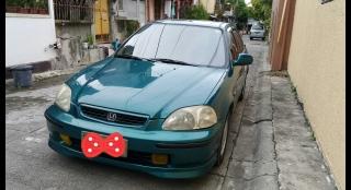 1996 Honda Civic VTi AT