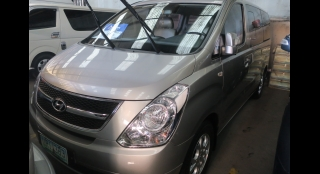 2012 Hyundai Starex CVX AT DSL