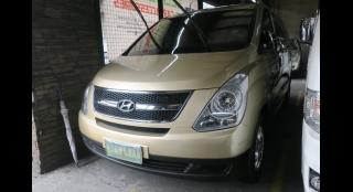 2012 Hyundai Grand Starex GL TCI (10s) MT