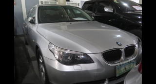 2004 BMW 5-Series Sedan 530d Executive