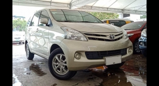 2014 Toyota Avanza 1.3E AT