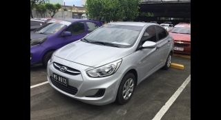 2017 Hyundai Accent Sedan 1.4L MT Gasoline