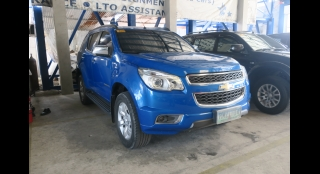 2013 Chevrolet Trailblazer 2.8L AT Diesel