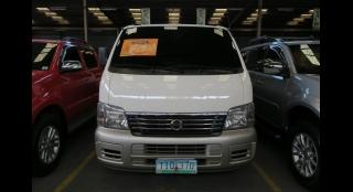 2011 Nissan Urvan 3.0L MT Diesel