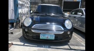 2004 Mini Cooper 1.6L AT Gasoline
