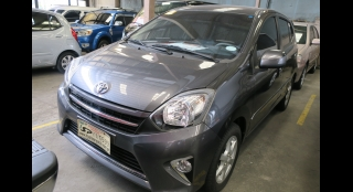 2016 Toyota Wigo 1.0L AT Gasoline