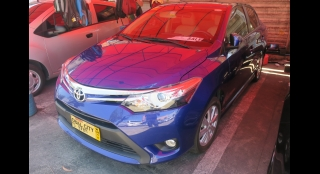 2016 Toyota Vios 1.5 G AT