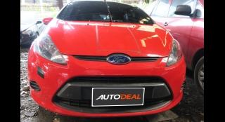 2012 Ford Fiesta Hatchback S Sport AT