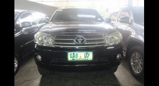 2011 Toyota Fortuner 2.5L MT Diesel