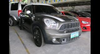 2012 Mini Cooper S AT