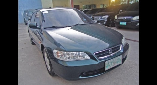 2001 Honda Accord 2.0L AT Gasoline