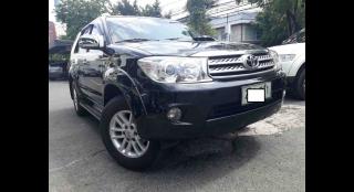 2009 Toyota Fortuner V AT
