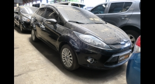 2013 Ford Fiesta Sedan 1.5 Trend MT