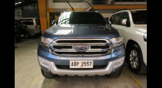 2015 Ford Everest 2.2 Titanium 4x2 AT